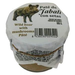Don Gastronom Paté de Jabali con Setas